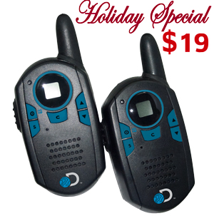DX2500 Walkie Talkie